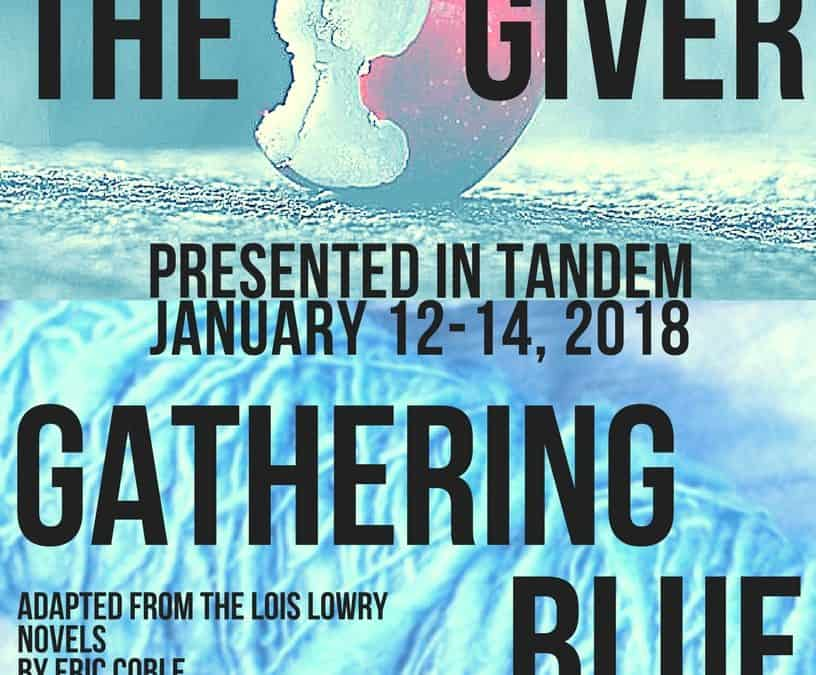 The Giver & Gathering Blue by Theater O