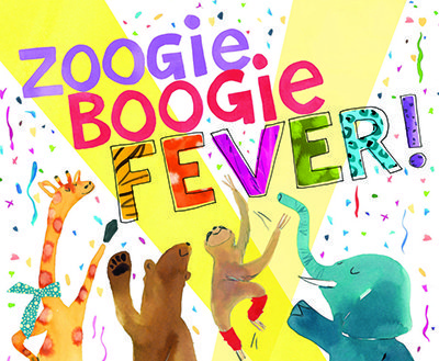 Zoogie Boogie Fever Book Launch Party!