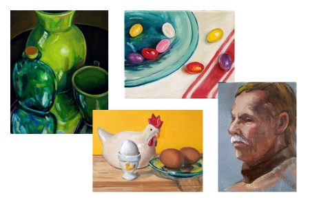 Painting Workshop Series with Sue Altman