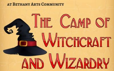 The Camp of Witchcraft and Wizardry by Theater O