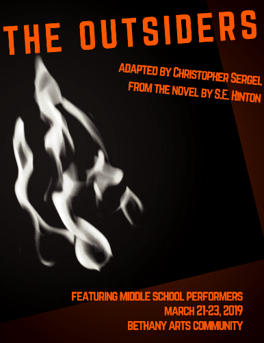 Theater O Presents: The Outsiders
