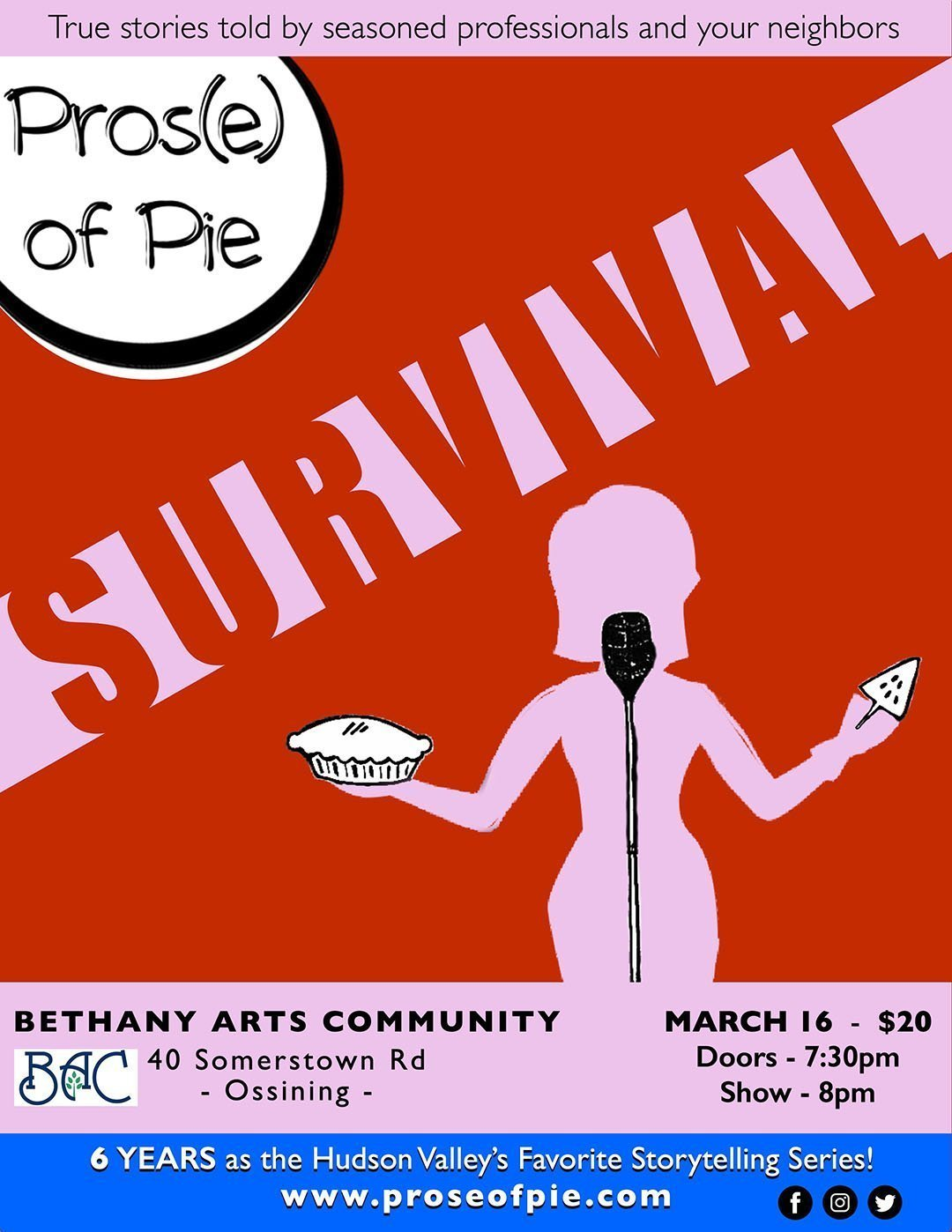 Prose of Pie - Survival