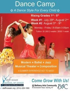 Steffi Nossen's Dance Camp