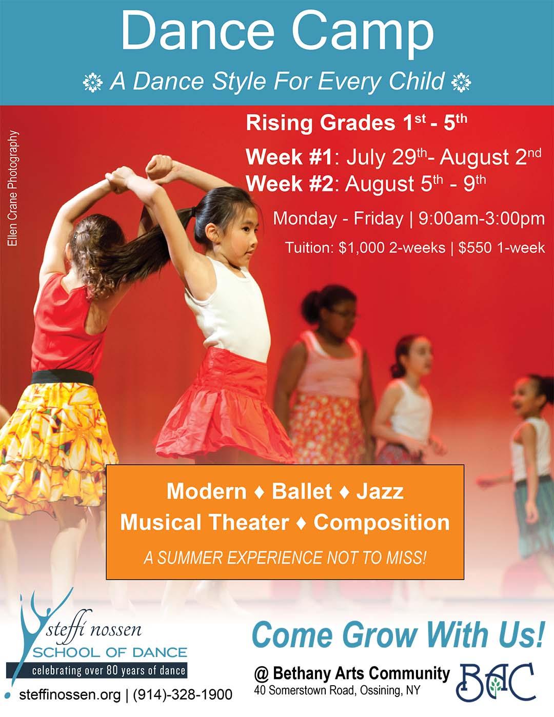 Steffi Nossen's Dance Camp