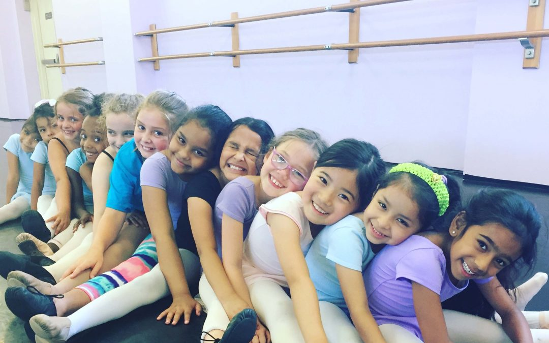 Steffi Nossen Summer Dance Camp 2020 at Bethany Arts Community