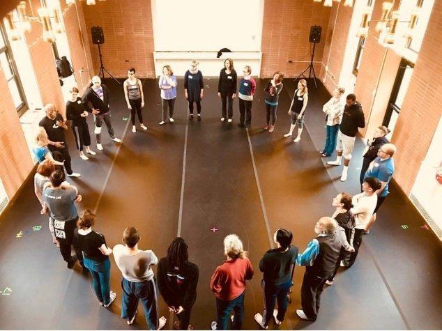 Bill T. Jones / Arnie Zane Company Community Dance Project – Free (Location: Joseph Caputo Community Center)