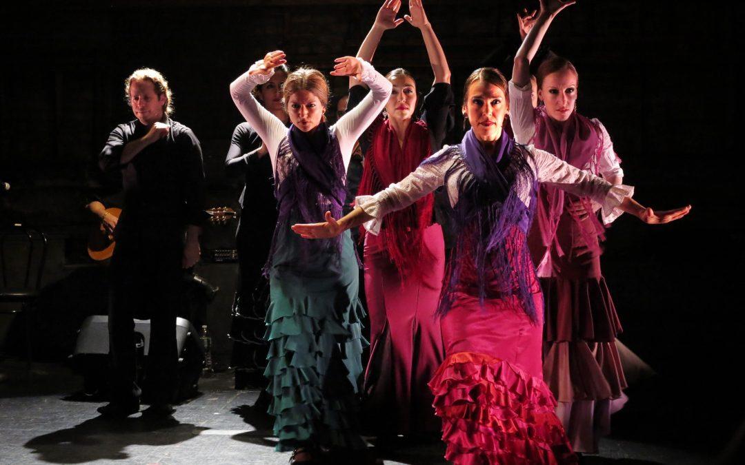 """""""Nosotras Somos…"""" Flamenco Production"""
