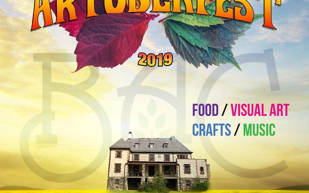 1st Annual ARToberfest 2019