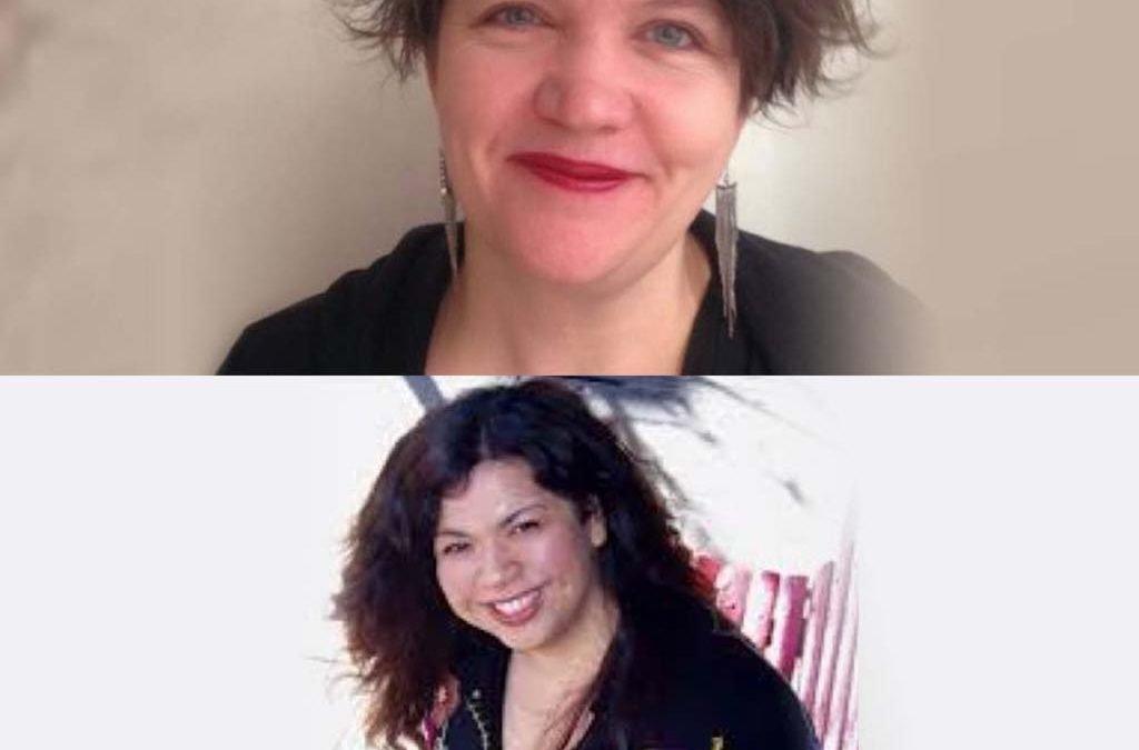 "Artists in Residence:  Suzi Takahashi & Kristin Marting (HERE Arts) – ""THE STORY BOX"""