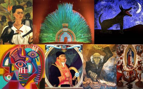THE ART OF MEXICO: A RICH TAPESTRY OF TRADITIONS