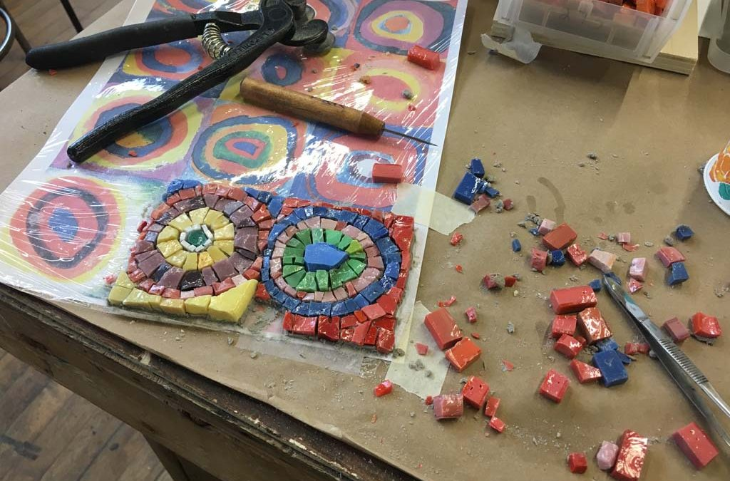 Mosaic I Intensive Workshop & Continuing Education
