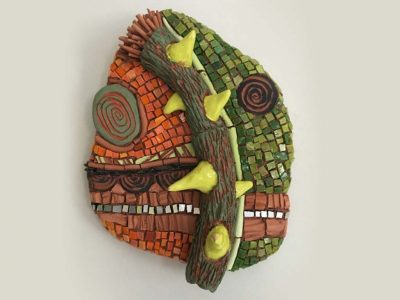 Mosaic Masks and Artifacts-Workshop Chicago Mosaic School