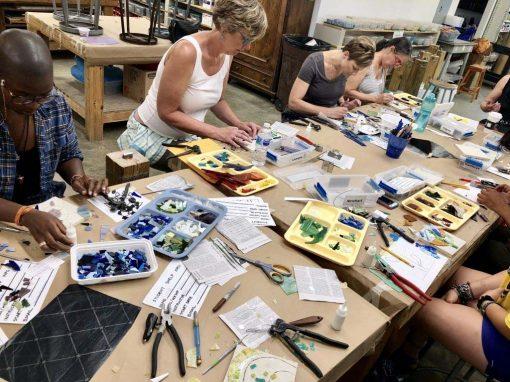 Chicago Mosaic School Intensive Workshop