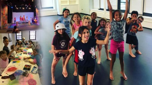 Theater O Show Camp with Artistic Director Jessica Irons