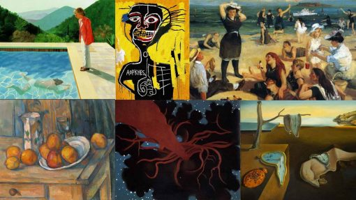 100 Great Artists of the 20th Century