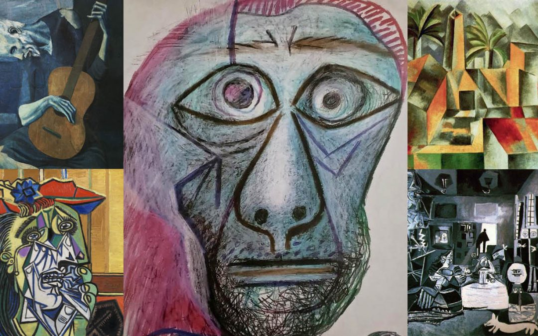 PICASSO ONLINE: The Man – The Myth – The Legend