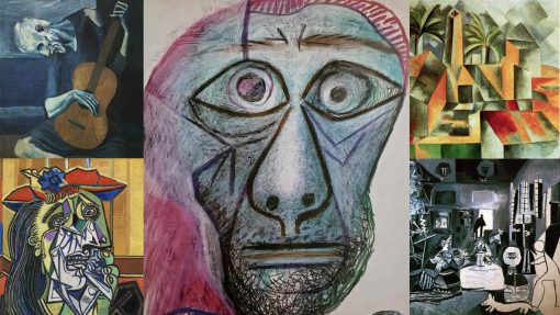 PICASSO: The Man - The Myth - The Legend