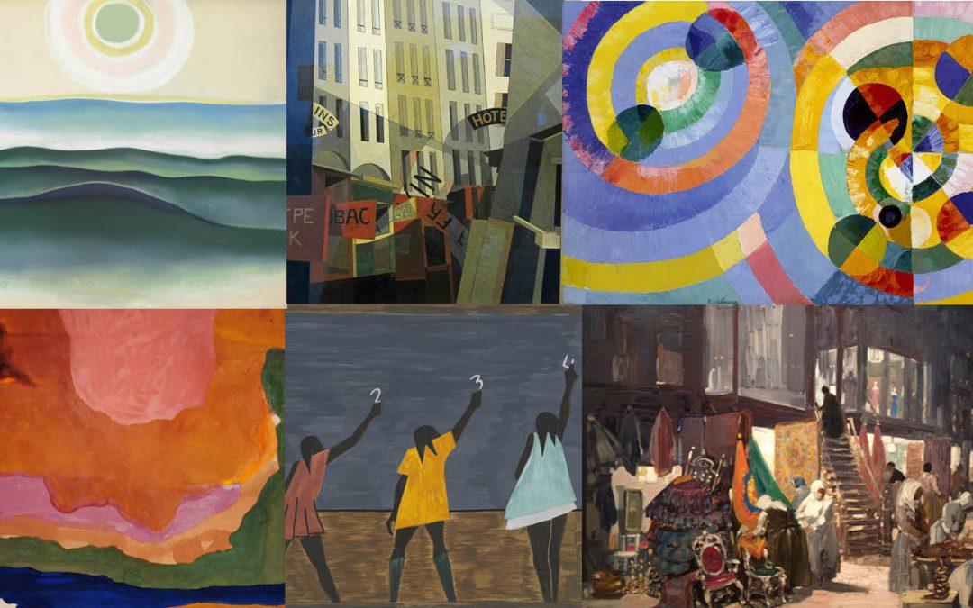 American Modernism ONLINE: The Other Modern Art