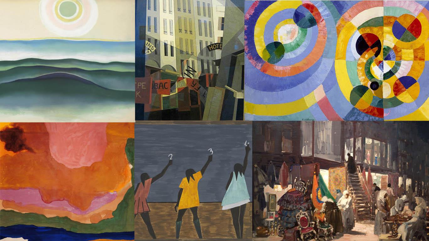 American Modernism: The Other Modern Art