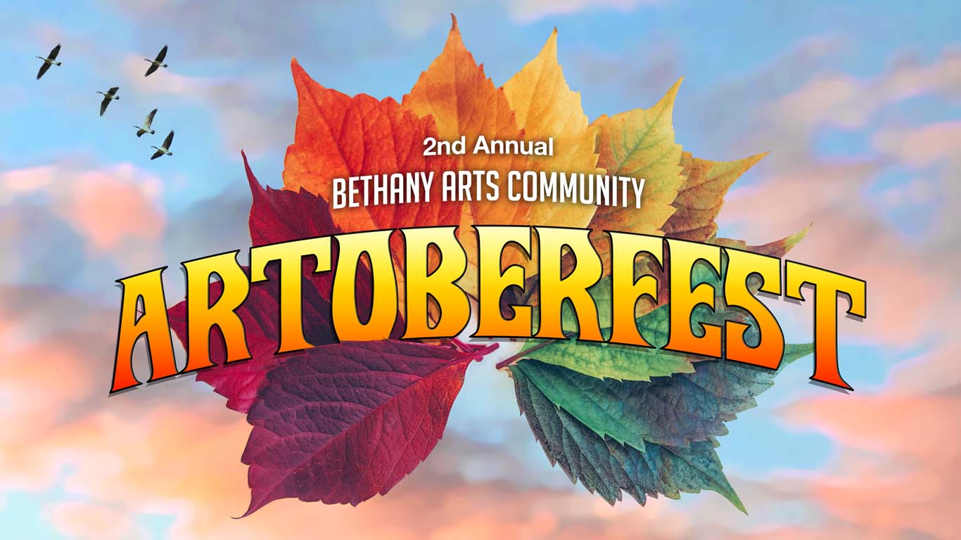 Artoberfest 2020 at Bethany Arts Community