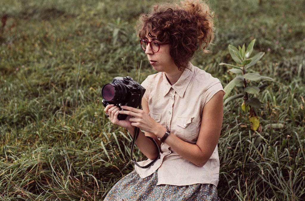 Artist in Residence: Photographer, Julia Forrest Artist Talk