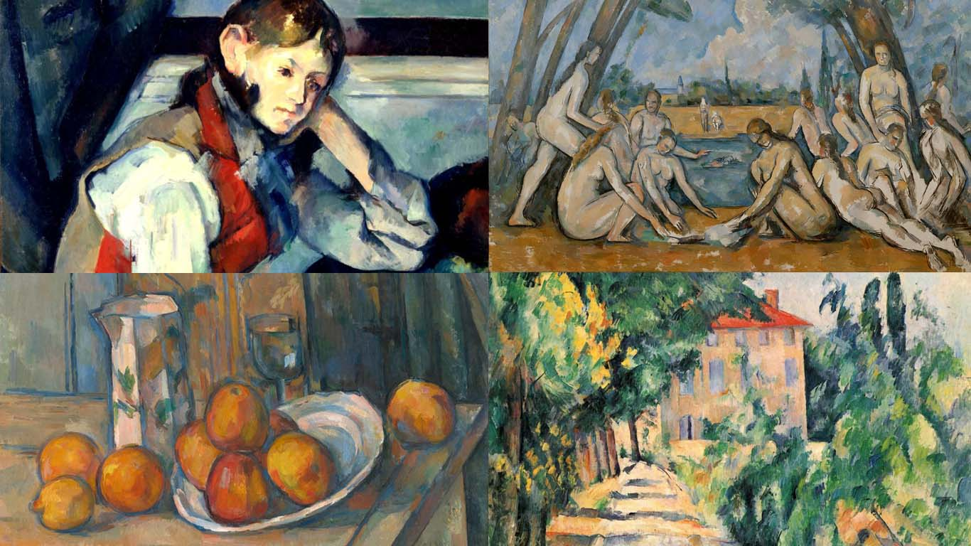 Paul Cézanne: The Father of Modern Art (Online Course)
