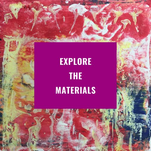 Explore The Materials Spring 2021