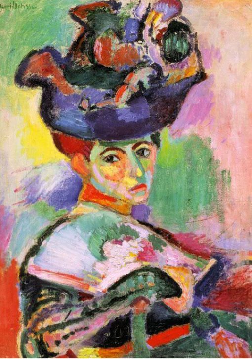 Matisse: A World of Colors and Patterns