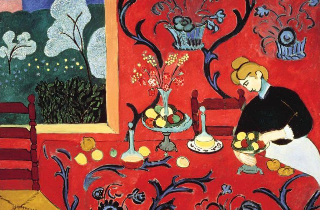 Matisse: A World of Colors and Patterns (Online Course)