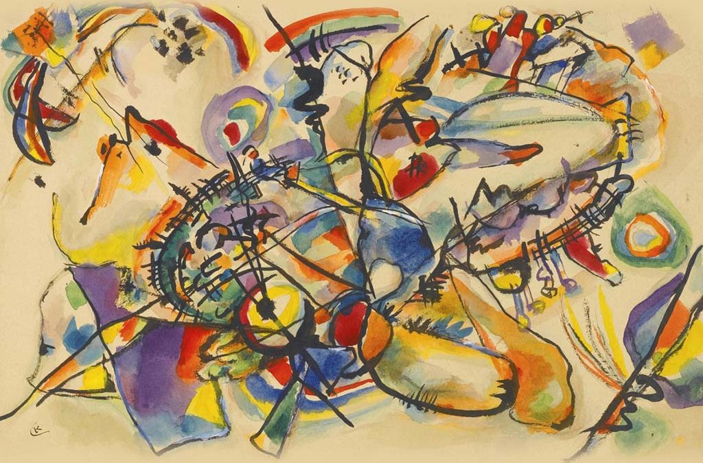 Kandinsky: A Transcendent Experience – Instructor: Dr. Jill Kiefer